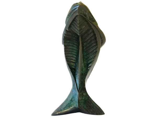 Fish Goddess - [Front] - Stock #: KO33.